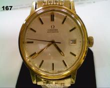 OMEGA MENS AUTOMATIC DATE,