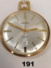 VINTAGE ARNEX, SWISS MADE MECHANICAL