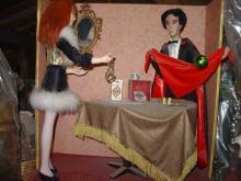 Stage Magic automaton