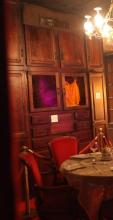Haunted cabinet