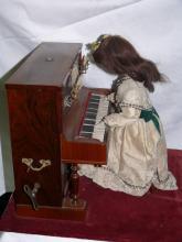 Girl at the Piano by LAMBERT or RENOU