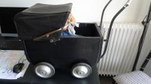 Landau Doll Carriage 1930
