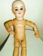 Doll - Naked Boy - SFBJ