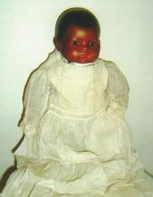Doll - Black Child - A+M