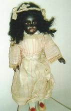 Doll - Black Girl - A B+G