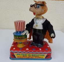 Mr. Fox the Magician