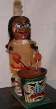 Marx Indian Drum