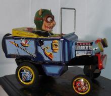 NUTTY MADS CAR
