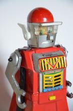 Talking Robot by Cragstan