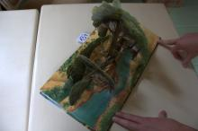 Funny Monkeys. Pop-up book