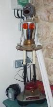 ART BRUT.The robot vacuum cleaner