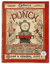 Burgess (H.G.) - [Centenary of Railways 1825-1925]