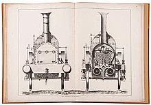 Jun. The Locomotive Engine illustrated on stone, second edition