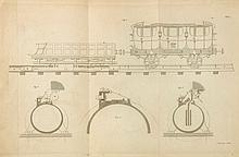Samuda (Joseph d'A.) - A Treatise on the Adaptation of Atmospheric Pressure to the Purposes of Locomotion on Railways,
