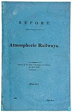 House of Commons. - Report from the Select Committee on Atmospheric Railways,