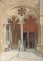 Thomas Matthews Rooke (1842-1942), Bourges,