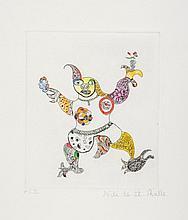 Niki de Saint Phalle (1930-2002) - The Clown