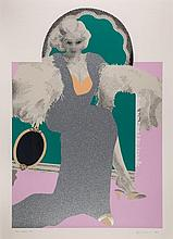Gerald Laing (1936-2011) - Jean Harlow