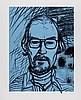 R. B. Kitaj (1932-2007) - Chris [Prater] (R.226), R B Kitaj, £100