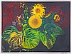 John Piper (1903-1992) - Sunflowers (L.420), John Piper, £300