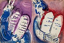 Marc Chagall (1887-1985) - Illustrations for the Bible