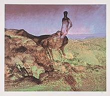 Sidney Nolan (1917-1992) - Burke and Wills Expedition I
