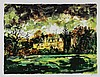 John Piper (1903-1992) - Ettington Park (L.273), John Piper, £300