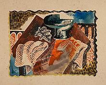 Jean Lurçat (1892-1966) - Still Life