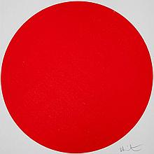 Damien Hirst (b.1965) - Amnoitic Fluid Red