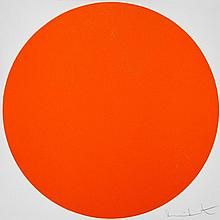 Damien Hirst (b.1965) - Meparticin Orange