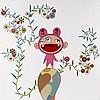 Takashi Murakami (b.1962) - Kiki with Moss