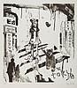 Antony Micallef (b.1975) - Shibuya Crossing, Antony Micallef, £350