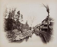 Felice Beato (1832 - 1909) - Japanese Landscapes, ca. 1864-1870