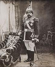 Photographer unknown - Maharaja Juddha Shumsher Jung Bahadur Rana of Nepal, 1932