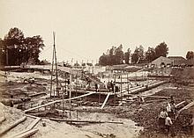 Pieter Oosterhuis (1816-1885) - Standpunt op den Toekomstigen Westelijken Kanaaldijk, (near Utrecht) 1890