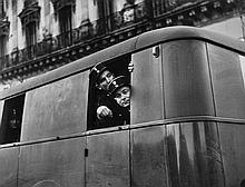 Willy Ronis (1910-2009) - Manif pour la Défense du Ciné, 1948