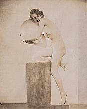 Dorothy Wilding (1893-1976) - Venez Jouer Avec Moi, ca. 1930