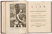 Cervantes Saavedra (Miguel de) - The Life and Exploits Of the ingenious gentleman Don Quixote de la Mancha,