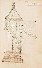 Tractatus de Horologiis [&] Tractatus de Fontibus et Aequaeductibus...