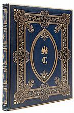 Marcus Ward & Co. binding.- Cowan Souvenir of the Presentation of a Silver...