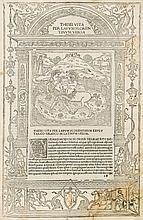 Plutarchus. - Vitae parallelae.,