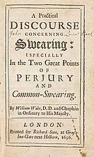 Wake (William) - A Practical Discourse concerning Swearing,