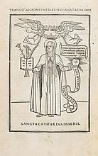 Epistole ed orazioni, edited by Bartolommeo da Alzano, first complete edition