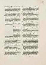 Medicine.- Simon Genuensis. - Synonmina Medicinae sive Clavis sanationis,