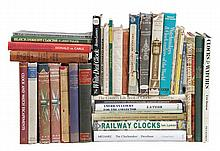 Miscellaneous Horology - twenty nine volumes:,