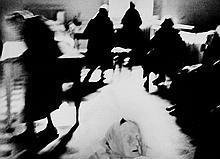 ARR Mario Giacomelli (1925-2000). Untitled, from the series 'Verra La Morte E Avra I Tuoi Occhi',