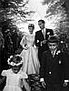 Ernst Haas (1921-1986). Audrey Hepburn and Mel Ferrer, 1954. Gelatin silver print, printed later, si, Ernst Haas, £240