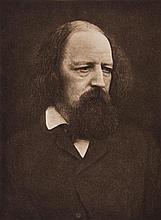 Julia Margaret Cameron (1815-1879). Lord Tennyson, 1869. Photogravure, printed later, 21.8 x 16cm (