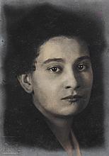 Frantiöek Drtikol (1883-1961). Untitled, 1920s. Gelatin silver print flush mounted to card with pho