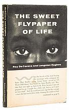 Roy de Carava (1919-2009). The Sweet Flypaper of Life, 1955. Simon and Schuster, New York, first edi
